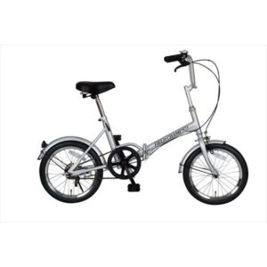 自転車 折畳 16インチ シングルギア FIELD CHAMP365 FDB16 フィールドチャンプ ミムゴ No.72750