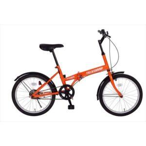 自転車 折畳 20インチ シングルギア FIELD CHAMP FDB20 フィールドチャンプ ミムゴ MG-FCP20