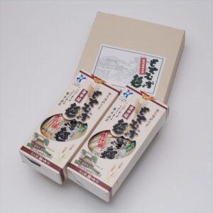 兵庫県播州福崎名産 もちむぎ半生麺:麺180g×4袋(8人前)めんつゆ付